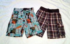 Size 6 Boys Pair of Gymboree Shorts