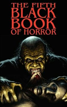 """""""The Fifth Black Book Of Horror""""  ***  Charles Black  (2009)"""