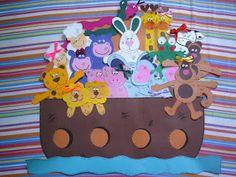 Oficina de Criatividade: Arca de Noé