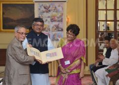 president-of-india-release-of-a-set-of-eight-commemorative-postage-latest-gk-today