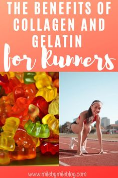 Ever thought about trying collagen or gelatin as a supplement to help improve your running? Here are some of the benefits of them and ways to incorporate them into your diet.. Collagen and gelatin can add nutrients that you don't otherwise get and possibly speed up the process of healing from an injury. Best Food For Runners, Runners Food, Nutrition For Runners, Running Workouts, Running Tips, Beginner Running, Running Motivation, Health Motivation, Jogging For Beginners