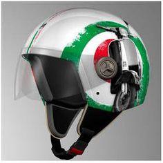 Vintage II VESPA Helmet
