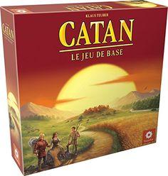 Asmodee FICAT01 Jeu de Stratégie Catane pas cher prix promo Jeux de société Amazon 37.95 €