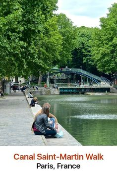 Paris ticks the tourist boxes for iconic attractions, such as the Eiffel Tower and the Champs-Élysées, but some of its loveliest sights are off the beaten track. Take for example the Canal Saint-Martin, a 19th-century waterway with shaded paths, metal bridges and locks. This is a gorgeous part of the city, where you can walk, jog or cycle along the canal's banks.