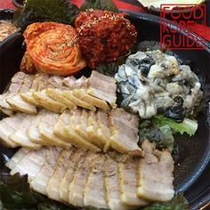 푸드 코리아 가이드 - Food Korea Guide @food_korea Instagram profile - Pikore