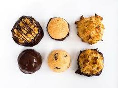 Mrs. Field's Copycat Recipes: Choconut Macaroons