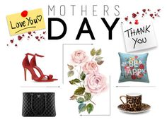 """""""Mother's day"""" by ginewwra on Polyvore featuring Schutz, Asprey, Chanel i mothersdaygiftguide"""