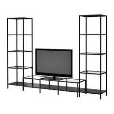 IKEA - VITTSJÖ, TV storage combination