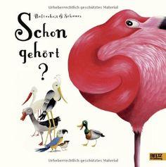 Schon gehört?: Vierfarbiges Bilderbuch von Martin Baltscheit und weiteren, http://www.amazon.de/dp/3407795653/ref=cm_sw_r_pi_dp_njl3tb04TYNKY