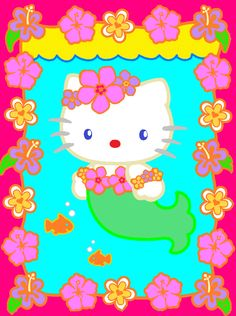 hello kitty pictures mermaid | HELLO KiTTY Mermaid by CsThRuH2O