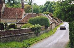 Midsomer Murders Locations - Ewelme, Oxfordshire