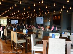 EDISON at GPI Grove Park Inn, Restaurant Lighting, Conference Room, Table, Furniture, Home Decor, Decoration Home, Room Decor, Tables