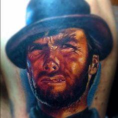 Clint Eastwood  Artist: SAKE Karampetsos