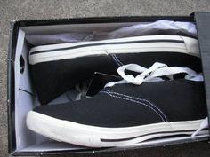 ..*MOSSIMO SHOES MARKY PLIMSOLLS BLACK SIZE 6 SHOES NEW   Men's Shoes   Gumtree Australia Monash Area - Clayton   1128891195