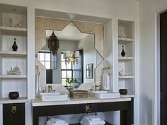 Master Bath Boult Residence, Alys Beach Florida Interior Design by Chelsea Robinson Interiors, LLC