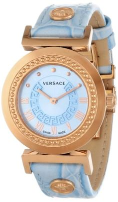 Versace Women's P5Q80D115 S115 Vanitas Rose Gold Ion-Plated Light Blue Dial Leather Watch Versace,http://www.amazon.com/dp/B007V4YNC4/ref=cm_sw_r_pi_dp_XGAzsb0VT4HPYH8W