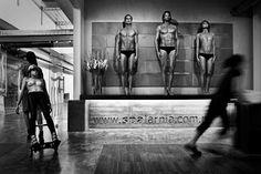 Photo I like...: Szymon Brodziak. Hot day spa + backstage