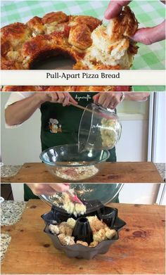 Pull-Apart Pizza Bread: It's Easy, it's Quick, and more Importantly, it Tastes like Heaven!