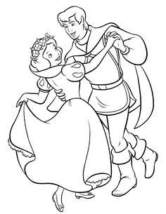 Top 20 Free Printable Snow White Coloring Pages Online | Snow white ...