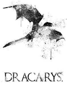 Game of Thrones Dracarys