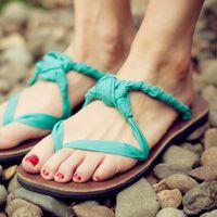 Knotty Tie Sseko Sandals