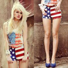 USA FLAG!!
