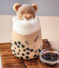 TAG someone who would swim in a boba/milk tea bath lol 😂 Read more if you want to make this at home and get 15% OFF tea. ⠀ ⠀ We've received… Bubble Tea Pearls, Bubble Milk Tea, Boba Recipe, Boba Pearls, Milk Tea Recipes, Pearl Tea, Keep Calm And Drink, Grey Tea, But First Coffee