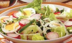 Resultado de imagen para ensaladas de dieta recetas