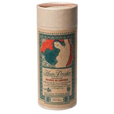 - Organic Hair Powder | Lavender + Clary Sage