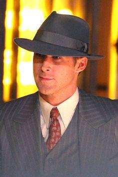 """Ryan Gosling in """"Gangster Squad"""""""