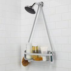 Umbra Flex Single Shower Caddy (Grey)