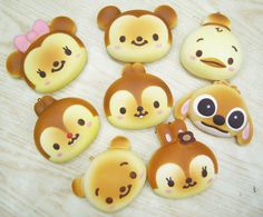 I have minne and bestfriend (felina Hans) has winnie.. honestly I want all of them
