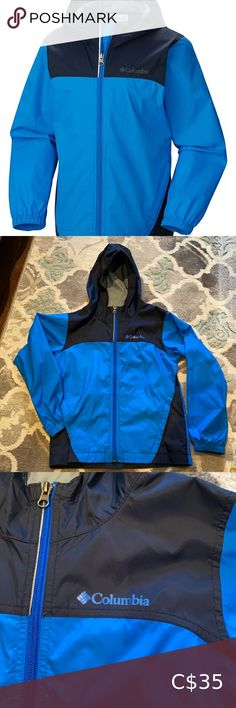 Nike Jacket, Rain Jacket, Columbia, Best Deals, Boys, Check, Jackets, Closet, Shopping