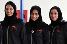 Arabia Saudita. Le atlete possono partecipare alle olimpiadi, ma nel rispetto della sharia