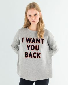 🎼 Oh baby, all I need is one more chance 💔 On the podium we run wild with the Jackson 5 and yes, we do it with the sweater we've dedicated to this song that we always sing in the shower. You can join us on www.lazzarionline.net and in our stores. #Lazzari #LazzariStore #LazzariGirl #Iwantyouback #Jackson5 #sweater