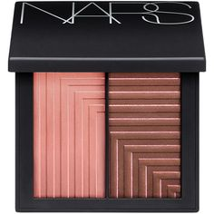 NARS Dual - Intensity Blush, Fervor 1 ea ($45) ❤ liked on Polyvore featuring beauty products, makeup, cheek makeup, blush and nars cosmetics