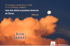 Bon Sabbat, Sabbats, Bible, Exercise, Scriptures, New Moon, Verses, Lord, Spiritual