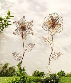 Gartenstecker 2 in 1: Gartendeko und Rankhilfe Dandelion, Flowers, Plants, Home And Garden, Nature, Pictures, Dandelions, Plant, Taraxacum Officinale