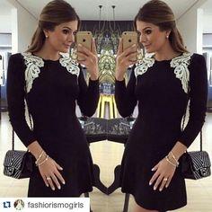 #Repost @fashiorismogirls ・・・ Que look arraso! ♥♥♥♥ #blogueirasrecife #instafashion #fashionstyle #moda #trend #rhitspe #blogueirademoda #blogmetamorfosefashion #comqroupaeuvou #fashionblogger #blogger #bloggerstyle