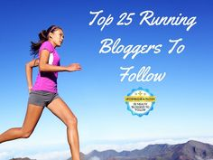 Love to run? Thinking about getting into running? You're not alone as running is FANTASTIC for fitness and health and that's why we decided to scour the internet for the best running bloggers to place in our list of the top running bloggers to follow right now!