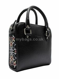 GOSHICO leather bag with embroidered sides FANCY http://mybags.co.uk/goshico-leather-bag-with-embroidered-sides-fancy-2071.html