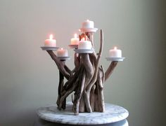 New International Orders Size Driftwood Six by DriftingConcepts