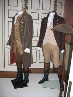 The Duchess movie costumes