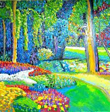expressionisme landschap