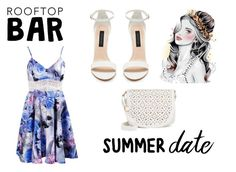 """Untitled #58"" by altrisa-mulla ❤ liked on Polyvore featuring Under One Sky, summerdate and rooftopbar"