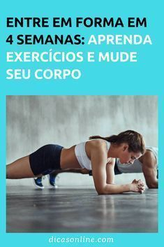 Como manter o corpo em forma - Melhores Exercícios Fitness Del Yoga, Health Fitness, Best Weight Loss, Weight Loss Tips, 20 Minute Hiit Workout, Fun Workouts, At Home Workouts, Lower Belly Workout, Yoga Poses For Beginners