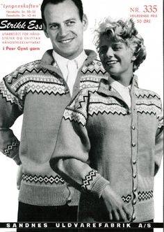 Lyngnes,,,,,,,,,,,,,,,,,,,, FREE Embroidery Patterns, Knitting Patterns, Norwegian Knitting, Vintage Knitting, Color Combinations, Men Sweater, Crochet, Jumpers, Cardigans