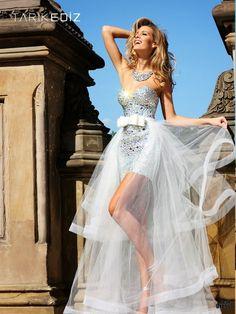 Vestido de damas   Elegante y fina, una opción perfecta