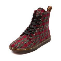 Womens Dr. Martens Hackney 7-Eye Boot