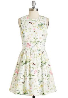 Sundresses - To the Best of my Cottage Dress